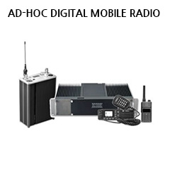 AD-hoc Digital Mobile Radio