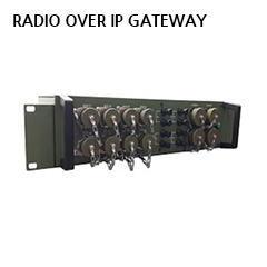 Radio Over IP Gateway