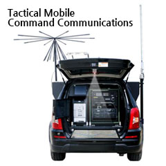 Tactical Mobile Command Communications